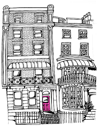Brighton illustration
