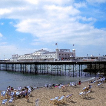 Brighton Pier, what to do in Brighton, Artist Residence Brighton, boutique hotel in Brighton, Brighton city centre
