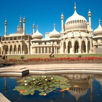 Brighton Pavillion, what to do in Brighton, Artist Residence Brighton, boutique hotel in Brighton, Brighton city centre